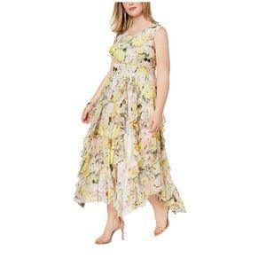 Women's INC Ruffle Dress NWT 20W